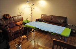 Masaż relaksacyjny we własnym mieszkaniu
