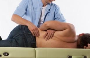 Terapia manualna kręgosłupa lędźwiowego